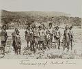 UvA-BC 300.159 - Siboga - inheemse bewoners van Timor op een rif aan de oostkant van het eiland.jpg