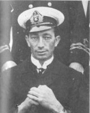 William Edward Sanders - William Sanders c.1915–17