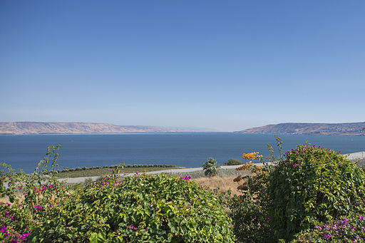 VIEW FROM THE MOUNT OF BEATITUDES (7723721162)