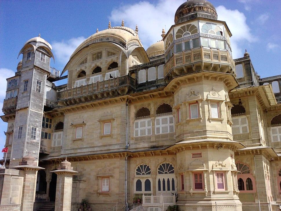 VIJAYA-VILAS palace