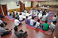 Vakrasana - International Day of Yoga Celebration - NCSM - Kolkata 2015-06-21 7378.JPG