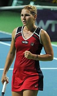 Valeriya Solovyeva Russian tennis player