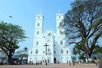 Vallarpadam - Vallarpadam Church
