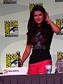Vampire Diaries Panel at the 2011 Comic-Con International (5985541692).jpg