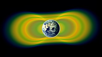 Space research - The first major scientific discovery made from space was the dangerous Van Allen radiation belts