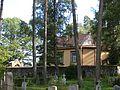 Vecokras kapi, Okras Sv. Hieronīma Romas katoļu baznīca, Andrupenes pagasts, Dagdas novads, Latvia - panoramio.jpg