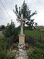Veinberger cross (1907), Route 4927, 2017 Máriapócs.jpg