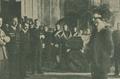 Velando o féretro de António Maria Baptista no ministério do Interior - Ilustração Portugueza (14Jun1920).png