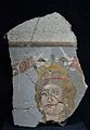 Venus marina coronada, pintura mural romana, museu de la Ciutat de València.JPG