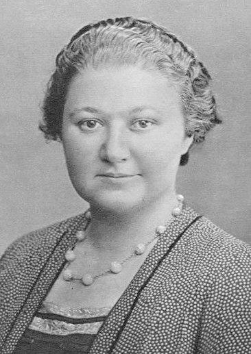 Vera Menchik 1933