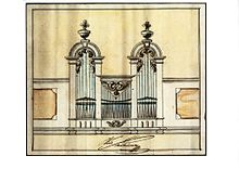 Vermutlich Entwurf Karl Maurachers, event. für Saalfelden, um 1831, 1832.JPG