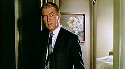 Vertigo 1958 trailer Stewart looking.jpg