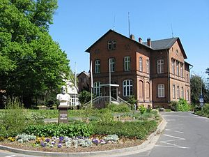 Geisenheim Grape Breeding Institute -  Building of the Geisenheim Grape Breeding Institute