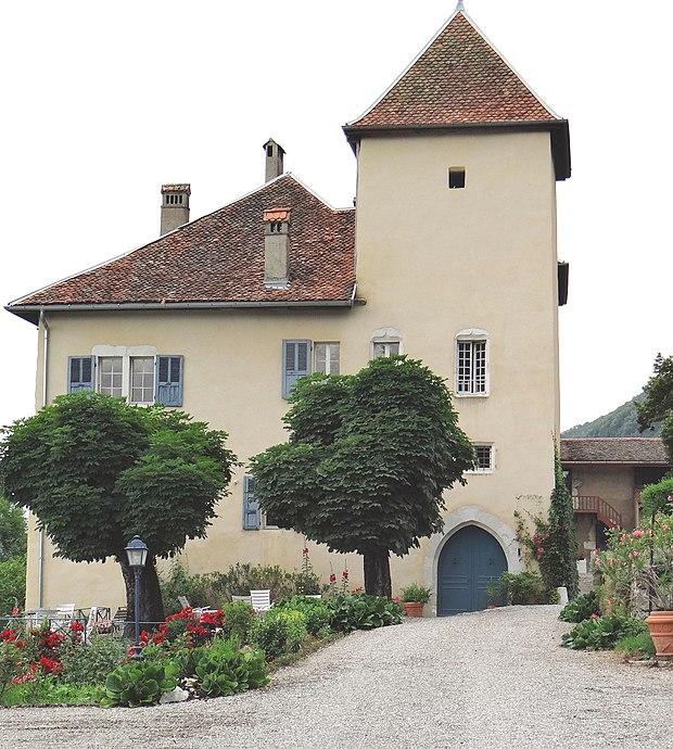Monument historique à Veyrier-du-Lac