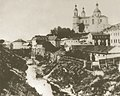 Viciebsk, Vićba, Pračyścienskaja. Віцебск, Віцьба, Прачысьценская (1901-18).jpg