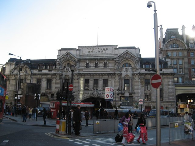 Victoria Station London, Southern Railway Building (geograph 1201572)