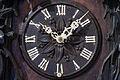 Vienna - Vintage Bavarian wooden Clock - 0571.jpg