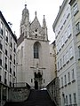 Vienne Hoher Markt Maria Am Gestade - panoramio.jpg