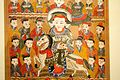 Vietnamese painting, Deities of the Taoist Pantheon, 1945, NG Vm 5817, 142204.jpg