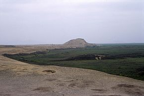 View Of Huaca Cao Viejo And The Area's Raised Platform.jpg