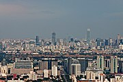 View of Beijing