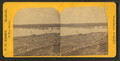 View of canal and locks, Keokuk, Iowa, by E. P. Libby.png
