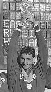Viktor Mazanov Olympic swimmer