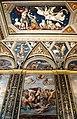 Vil·la Farnesina, Loggia de Galatea, amb pintures de Baldassare Peruzzi (Mite de Perseu i de la Gorgona i la Fama) i de Rafael Sanzio (El triomf de Galatea), Roma.jpg