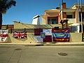 Villa Flags on Parade, 11 July 2015 (1).JPG