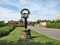 Village sign - geograph.org.uk - 837417.jpg