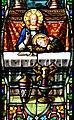 Villeréal - Église Notre-Dame - Vitrail avec apparitions -3.jpg
