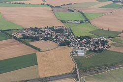 Villeroy 77 - vue aérienne 20190813.jpg