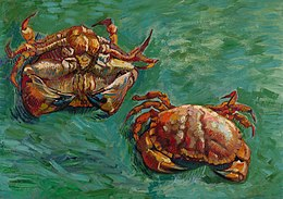 Vincent van Gogh - Two Crabs (1889).jpg