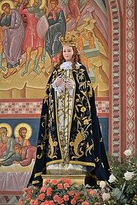 Virgen de las Cuarenta Horas, Limache, 2016-02-29.jpg