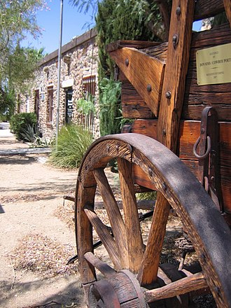 Mesquite, Nevada - Virgin Valley Heritage Museum