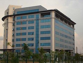 InfoPark, Kochi - Vismaya building at Infopark Phase I