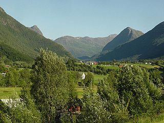 Nesset Former municipality in Møre og Romsdal, Norway