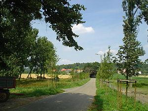 Kessel-Lo - Fields surrounding Vlierbeek Abbey