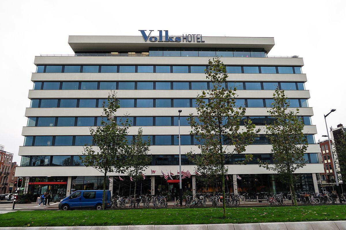 Volkskrant Hotel Amsterdam