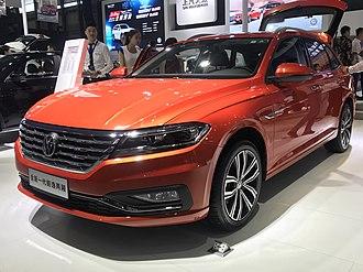 Volkswagen Lavida - Volkswagen Gran Lavida 2018 front