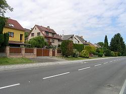 Votice, Pražská street.jpg