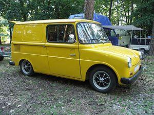 Volkswagen Type 147 Kleinlieferwagen - VW Type 147