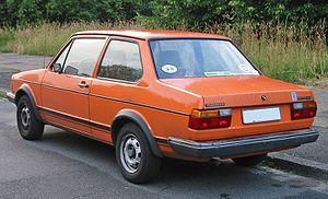 Volkswagen Jetta - Volkswagen Jetta 2-door