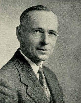 William Lyon Somerville - Portrait of W. L. Somerville, 1936 for RAIC Journal