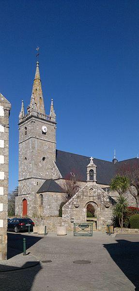 Église Saint-Thuriau (1809), Fr-56-Crac'h.