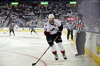 Trent Vogelhuber American ice hockey player