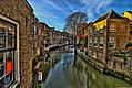 WLM - Lumperjack - Walking through Dordrecht, part 1 (achterzijde Grotekerksbuurt 2).jpg