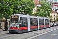 WL 99, Mayerhofgasse tram stop (Vienna), 2019 (01).jpg