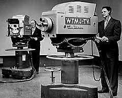 WTMJ Early Color Cameras