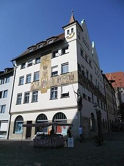 Waaggasse in Nürnberg
